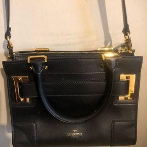 Authentic Valentino Garavani leather bag